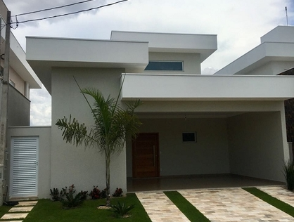 Ver mais detalhes de Casa com 3 Dormitórios  em Condomínio Aquarela - São Carlos/SP