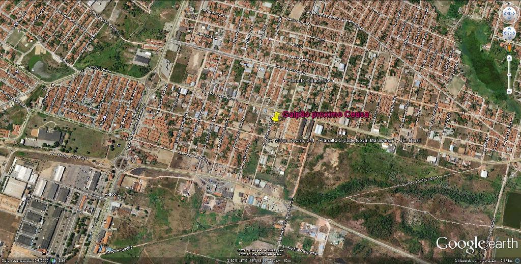 Foto Satelite Galpão
