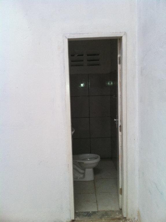 Banheiro de Serviços