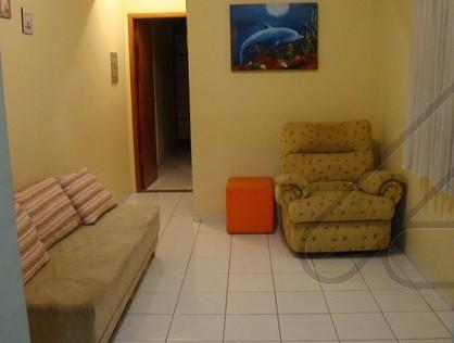 Ver mais detalhes de Apartamento com 1 Dormitórios  em Guilhermina - Praia Grande/SP