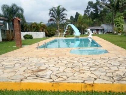 Ver mais detalhes de Rural com 4 Dormitórios  em São João Novo - São Roque/SP