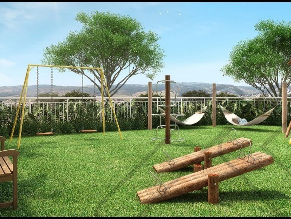 Playground e Redário