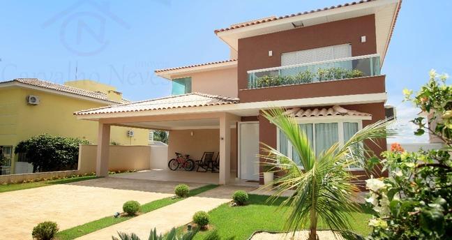 Ver mais detalhes de Casa com 4 Dormitórios  em Condomínio Reserva da Serra - Jundiaí/SP