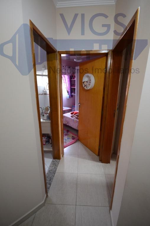 hall acesso dormitorios
