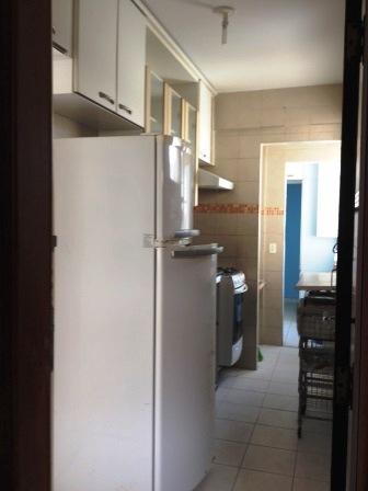Cozinha e Area