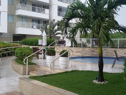 Ver mais detalhes de Apartamento com 3 Dormitórios  em Pinto de Aguiar / Patamares - Salvador/BA