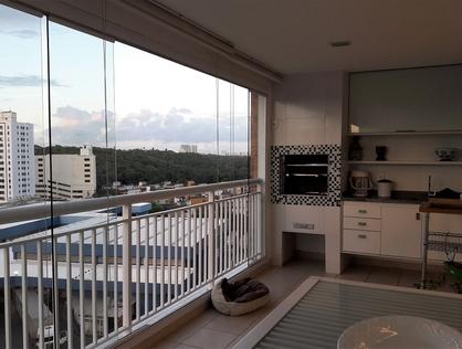 Ver mais detalhes de Apartamento com 4 Dormitórios  em Imbuí / Vila Anati / Ikê - Salvador/BA