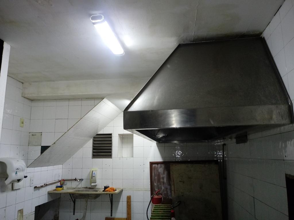 Cozinha Coifa