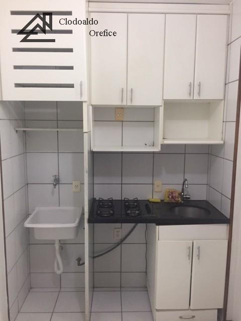 Area de Serviço e Cozinha