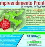 Áreas Empresariais Serra Log