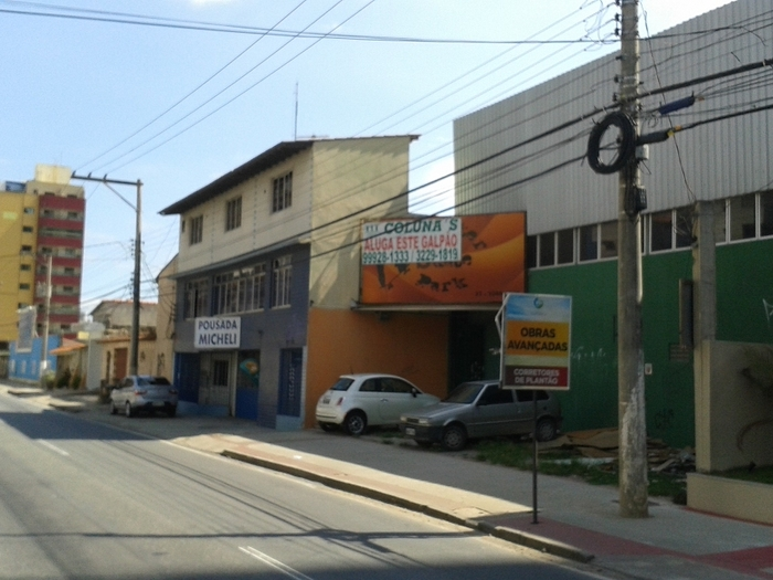 Galpão Itaparica