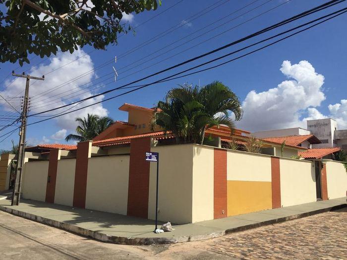 Olho d'água - Condomínio Hilton Rodrigues