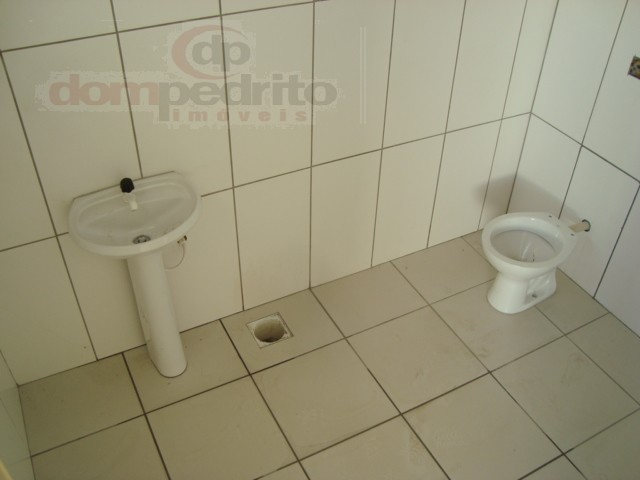 Banheiro PNE/ Térreo