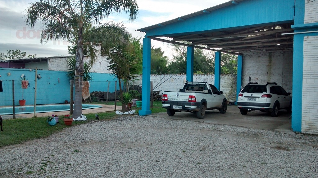 Área Coberta veículos