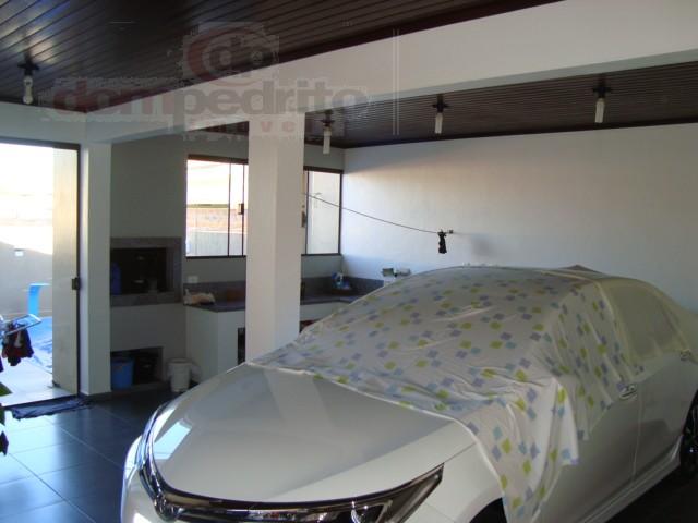 Garagem/ Churrasqueira