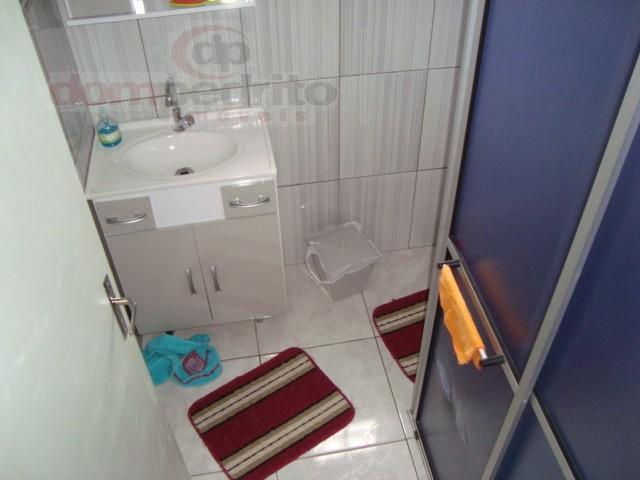Banheiro social pav. superior