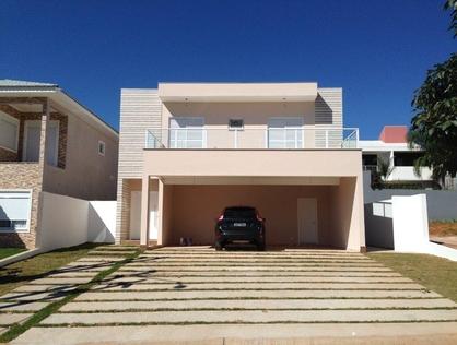 Ver mais detalhes de Casa com 4 Dormitórios  em Ibi Aram I - Itupeva/SP