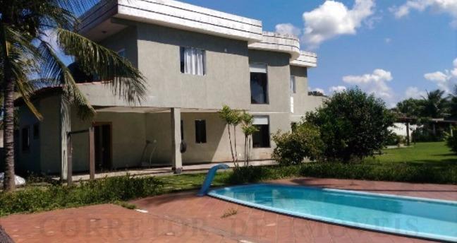 Ver mais detalhes de Casa com 4 Dormitórios  em Praia de Carapebus - Serra/ES