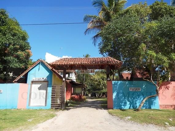 Nova Caraíva Distrito