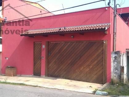 Ver mais detalhes de Casa com 4 Dormitórios  em Cidade Ariston Estela Azevedo - Carapicuíba/SP