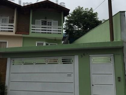Ver mais detalhes de Casa com 4 Dormitórios  em Umuarama - Osasco/SP