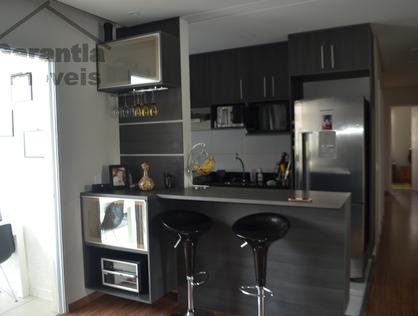 Ver mais detalhes de Apartamento com 3 Dormitórios  em Novo Osasco - Osasco/SP