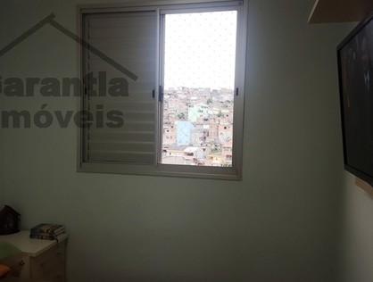 Ver mais detalhes de Apartamento com 2 Dormitórios  em CIDADE ARISTON - Osasco/SP