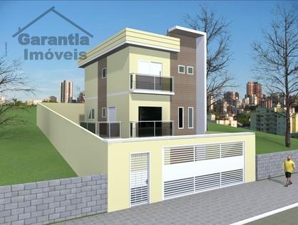 Ver mais detalhes de Casa com 3 Dormitórios  em Portais (Polvilho) - Osasco/SP