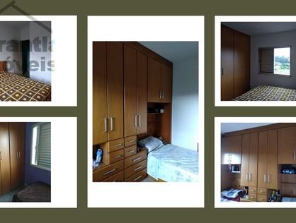Ver mais detalhes de Apartamento com 3 Dormitórios  em Quitaúna - Osasco/SP