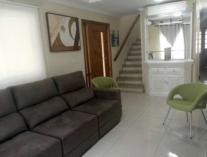 Ver mais detalhes de Casa com 4 Dormitórios  em Parque Assunção - Taboão da Serra/SP