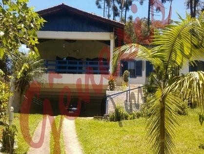 Ver mais detalhes de Rural com 4 Dormitórios  em Jardim Pinheirinho - Embu das Artes/SP