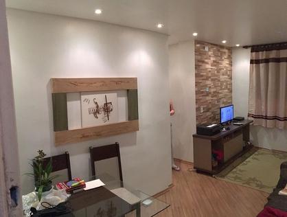Ver mais detalhes de Apartamento com 2 Dormitórios  em Parque Pinheiros - Taboão da Serra/SP