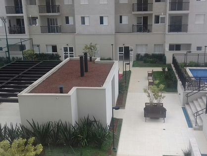 Ver mais detalhes de Apartamento com 2 Dormitórios  em Jardim Caboré - Taboão da Serra/SP