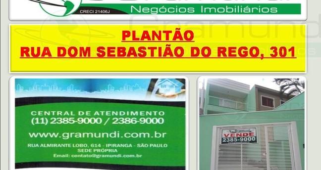 Ver mais detalhes de Casa com 3 Dormitórios  em Vila Gumercindo - São Paulo/SP