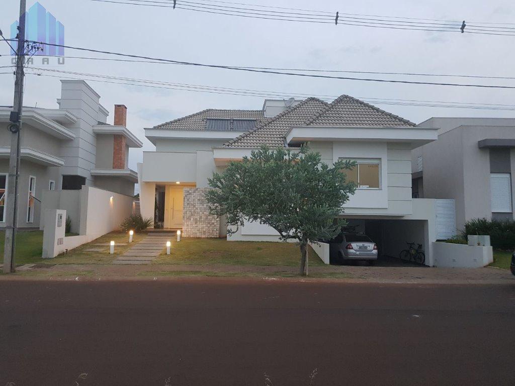 Casa sobrado de condominio em jardim lancaster foz do - Piano casa in condominio ...