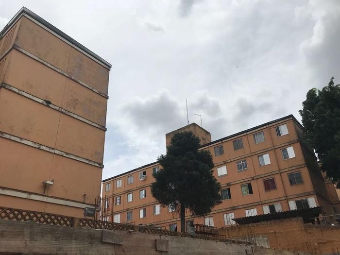 Conjunto Residencial José Bonifácio
