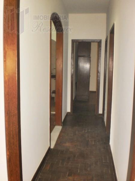 Circulação p/ os quartos