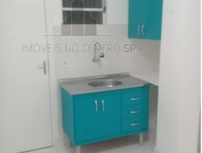 Ver mais detalhes de Apartamento com 1 Dormitórios  em Luz - São Paulo/SP