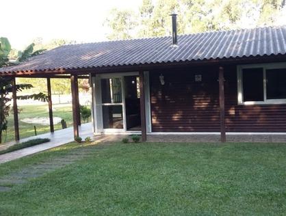 Ver mais detalhes de Casa com 2 Dormitórios  em borussia - Osório/RS