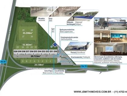 Ver mais detalhes de Comercial com 0 Dormitórios  em Atibaia - Atibaia/SP
