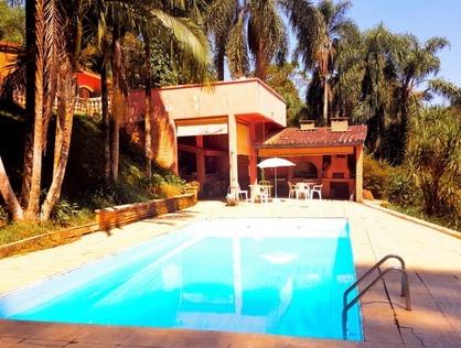 Ver mais detalhes de Casa com 3 Dormitórios  em Chácara Represinha - Cotia/SP