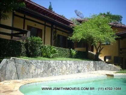 Ver mais detalhes de Casa com 4 Dormitórios  em Chácara dos Junqueiras - Carapicuíba/SP