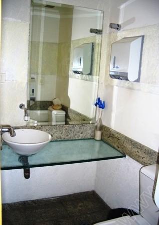 Banheiro de empregados