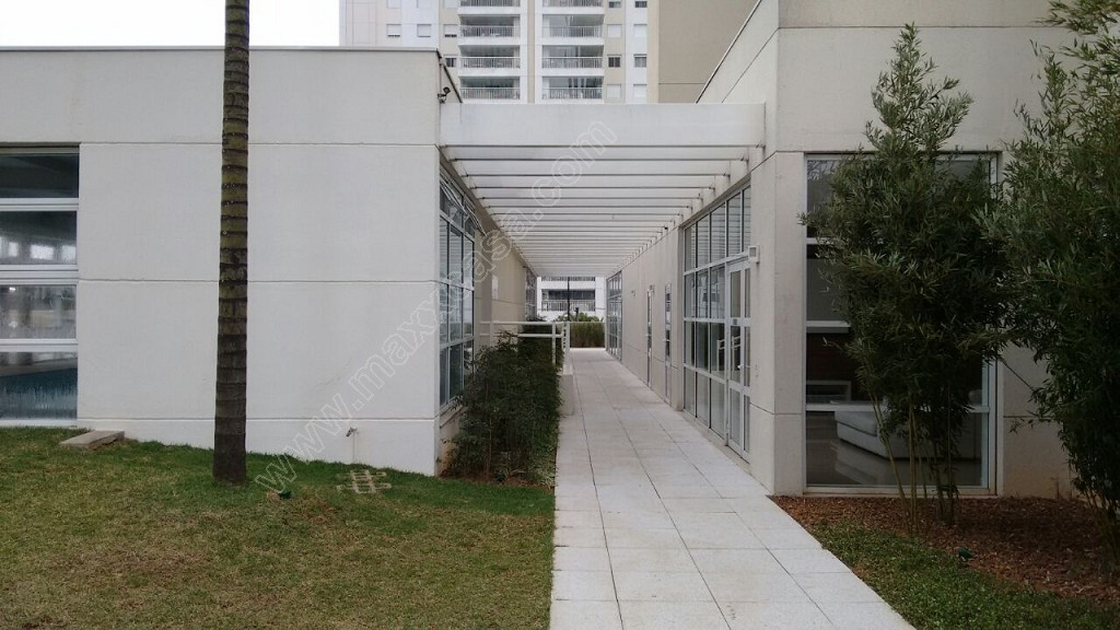 Corredor prédios