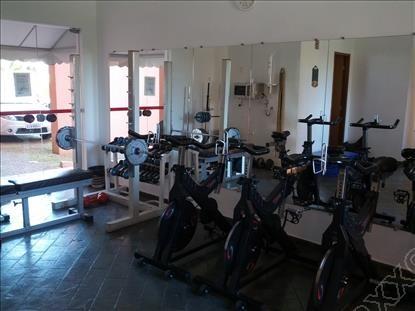 Sala de ginástica