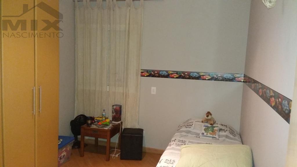 Dormitorio Solteiro com armario planejado
