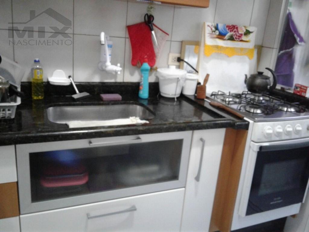 Cozinha com Gabinete Planejado