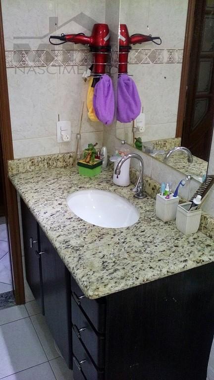 WC com gabinete planejado