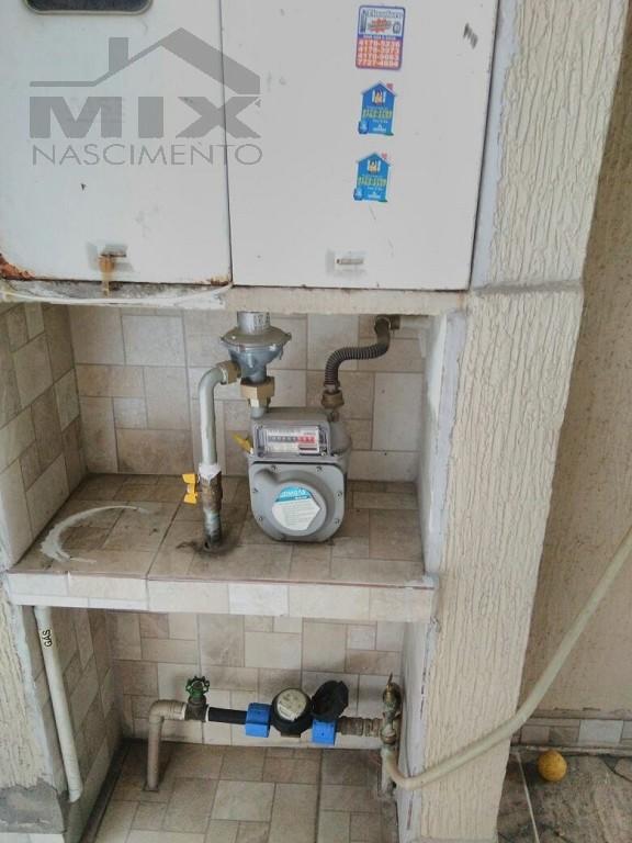 Registro de água e Gás