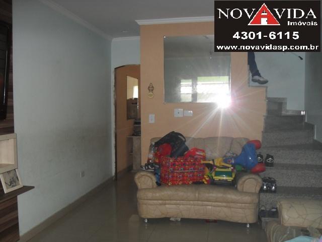 Casa 3 Dorm, Campo Limpo, São Paulo (2811) - Foto 9